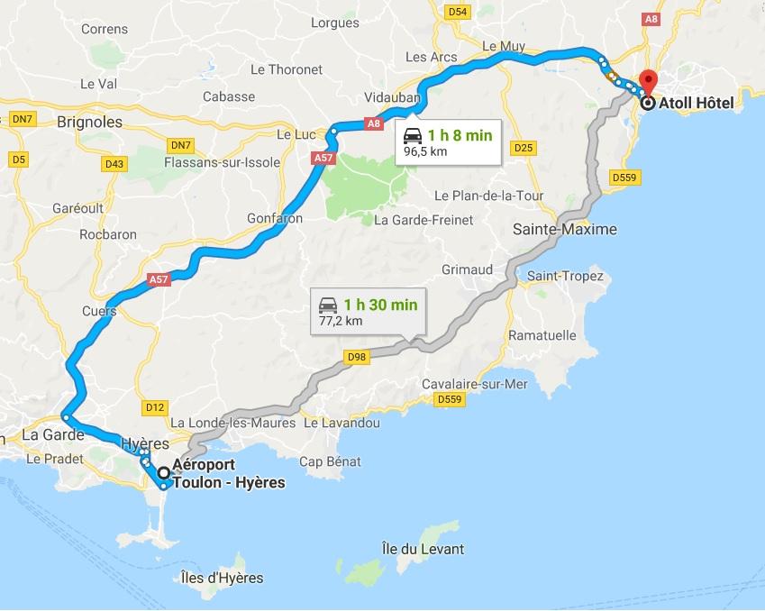 Toulon Hyeres