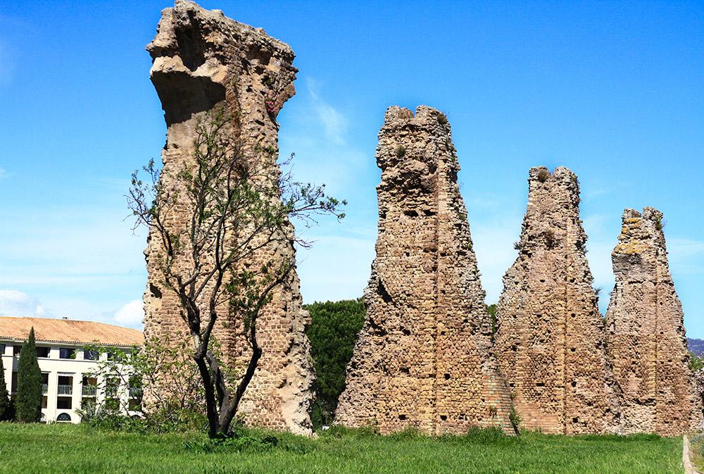 Aqueduc romain Frejus