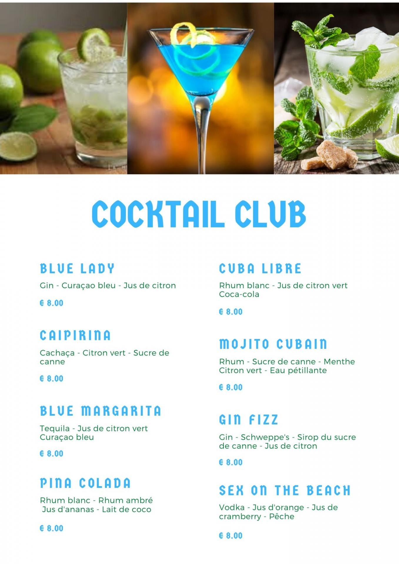 Cocktail 3