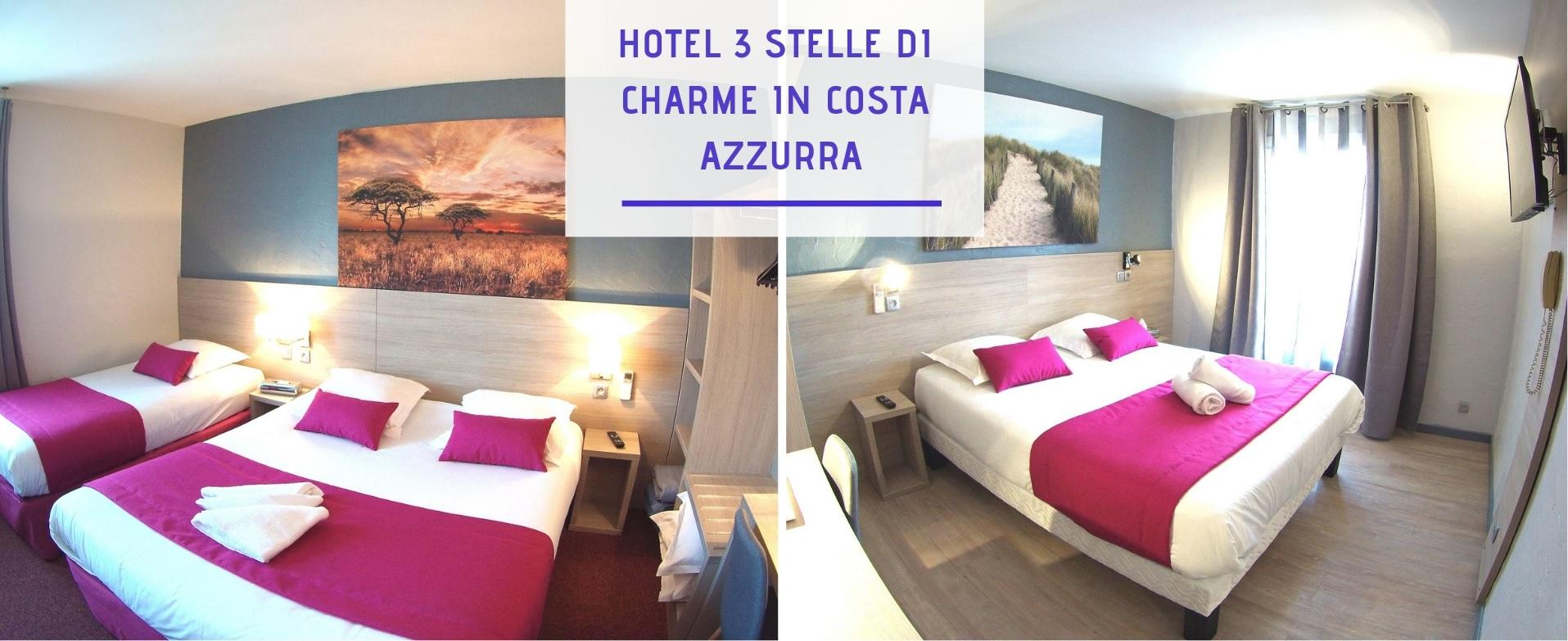 Hotel charme italien