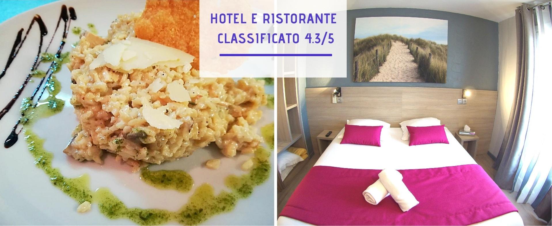Hotel restaurant italien
