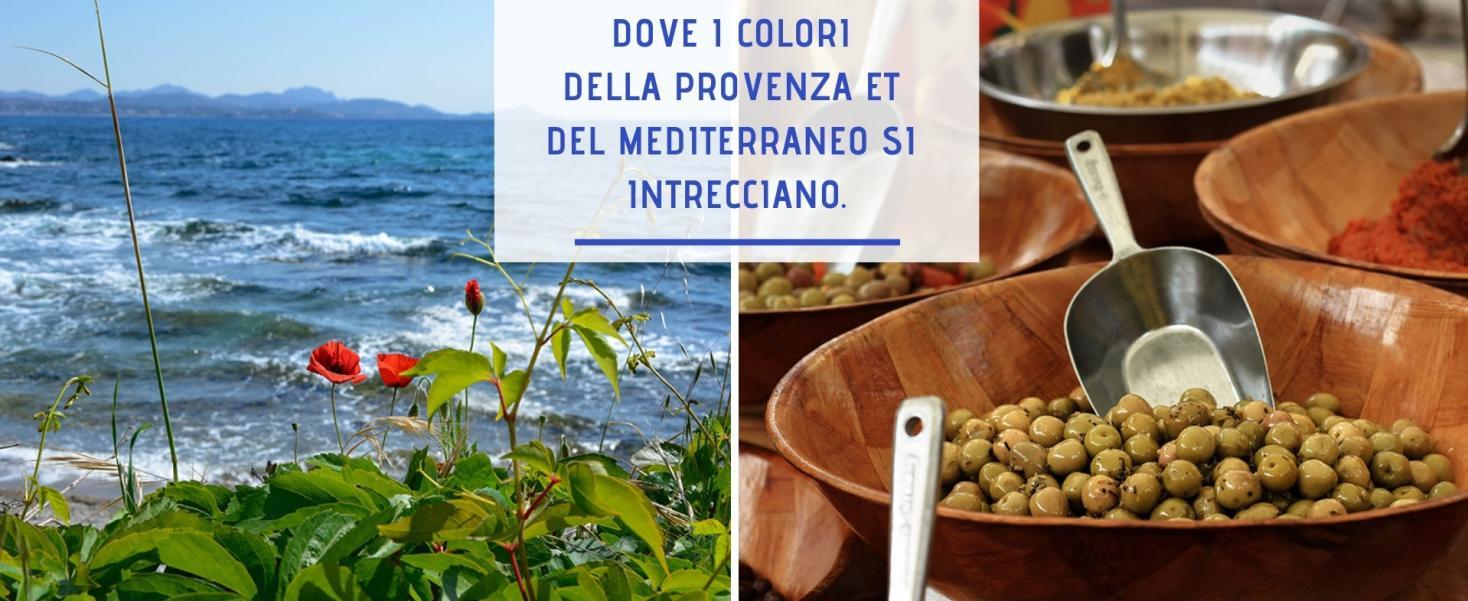 Provence mediterranee italien