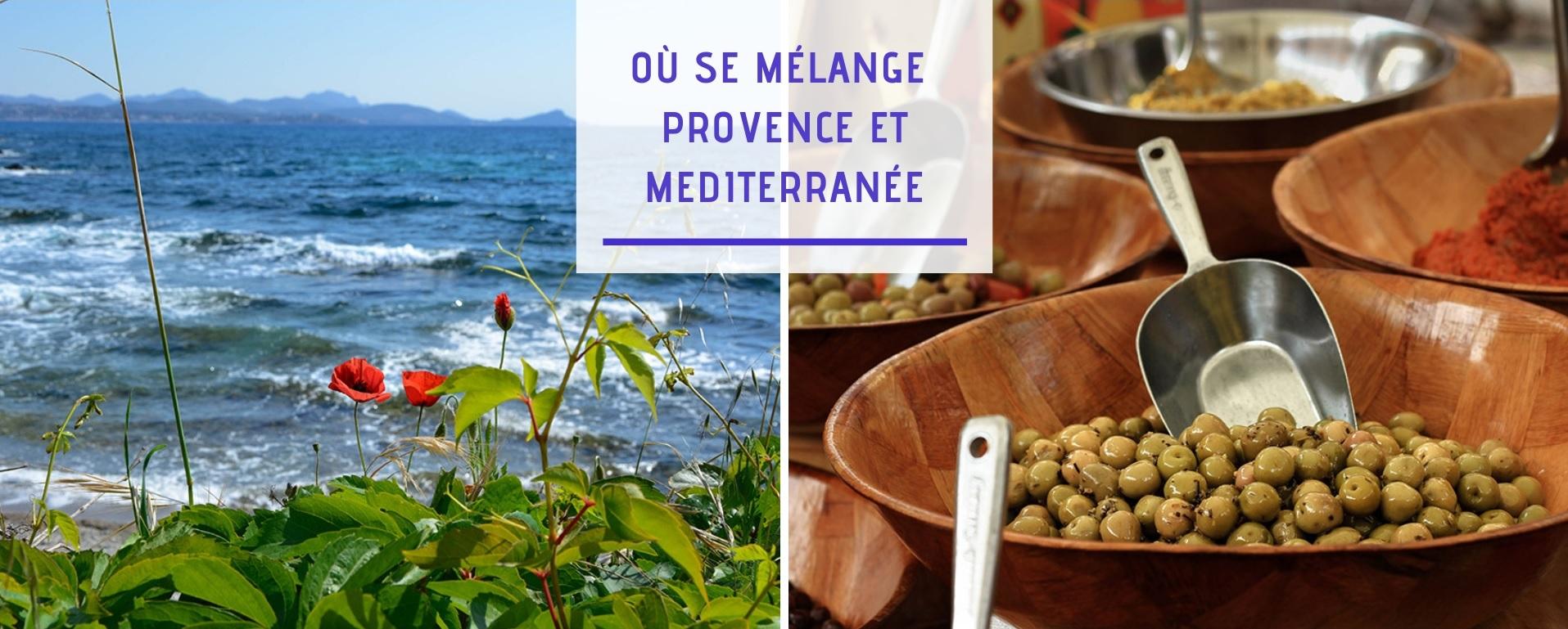 Provence mediterranee