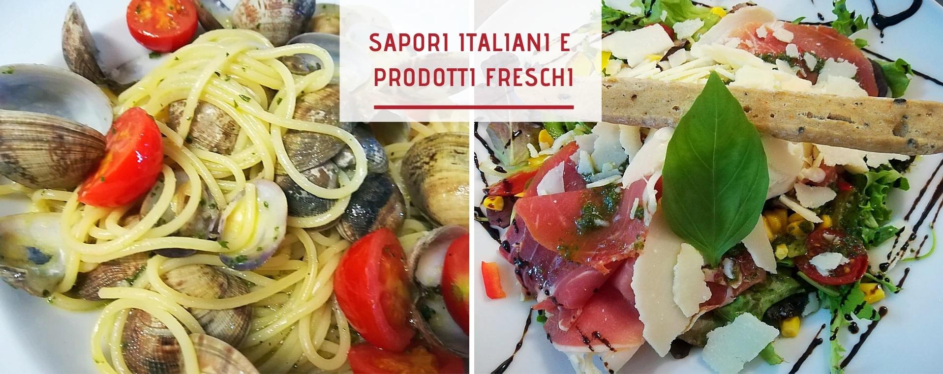 Resto saveurs italiennes italien