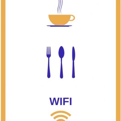 Wifi pdj tasse coffee